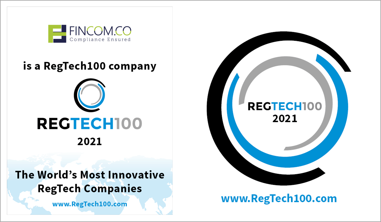 Fincom.co is a RegTech 100 Company
