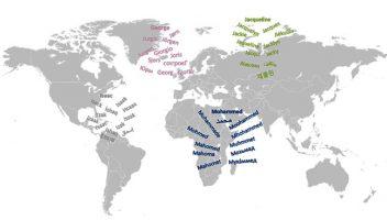 Name Spelling Variations – Illustrating the challenge